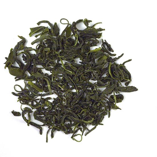 loose leaf Korean green tea