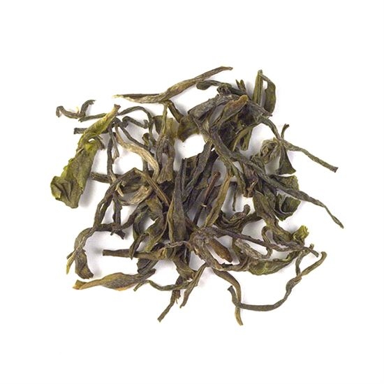loose leaf organic pu-erh tea