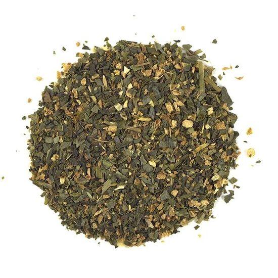 iced green tea sachet