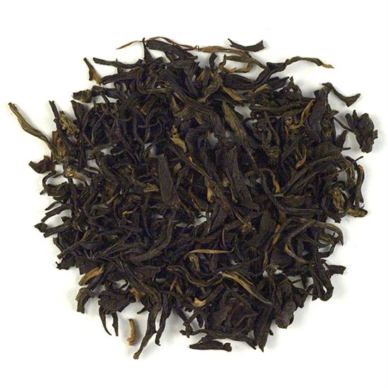 loose leaf China black tea