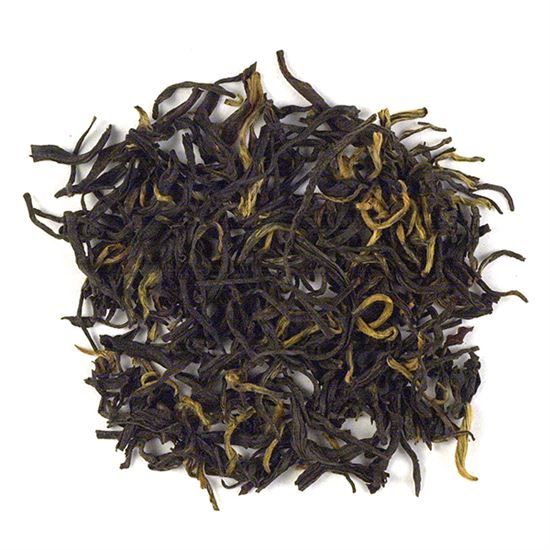 loose leaf yunnan golden monkey tea