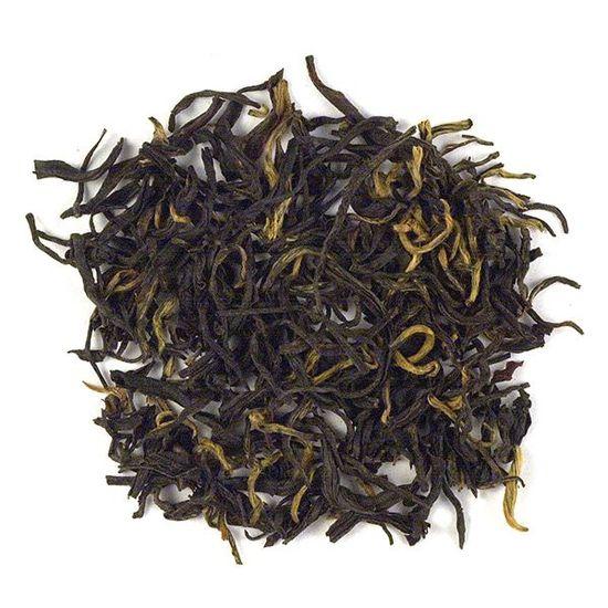 loose leaf China black tea