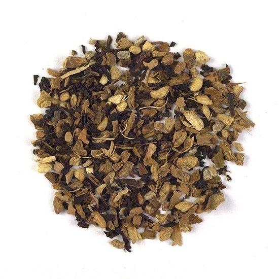 loose cinnamon spice black chai tea
