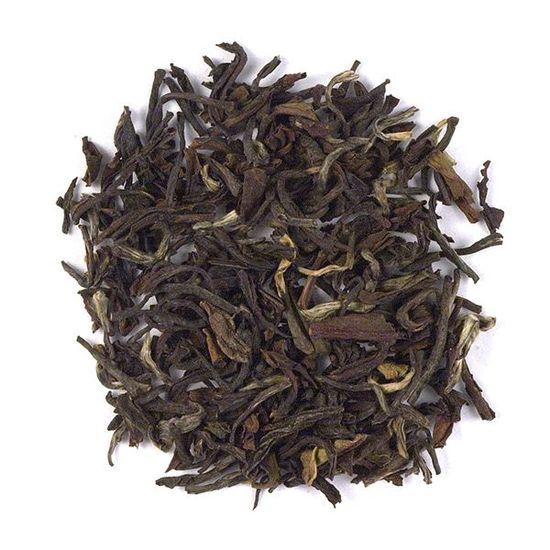 loose leaf organic second flush darjeeling tea