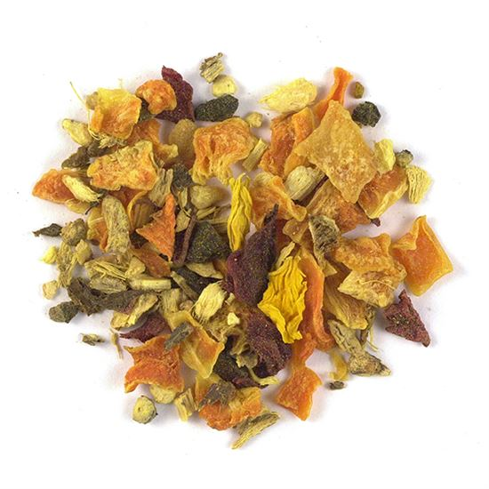 loose leaf herbal blend