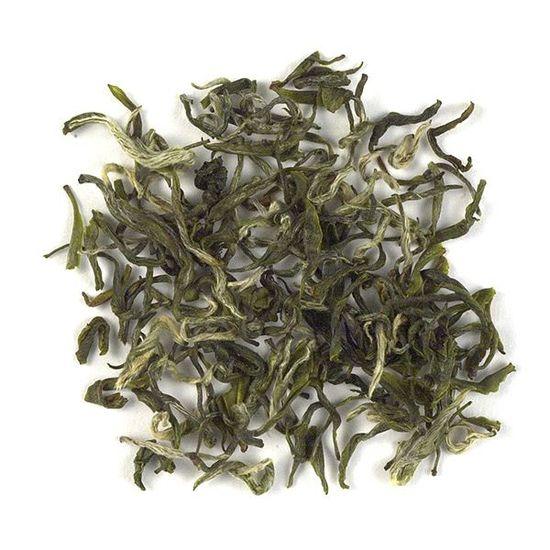 loose leaf China green tea