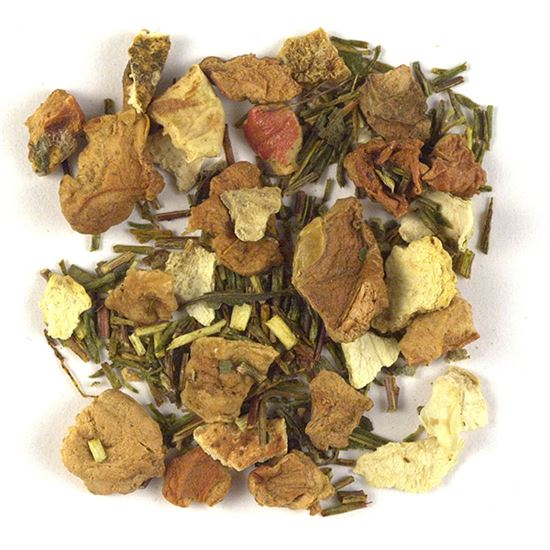 loose leaf Rooibos herbal blend