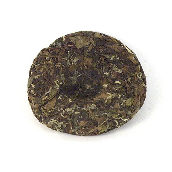 loose leaf white tea cake