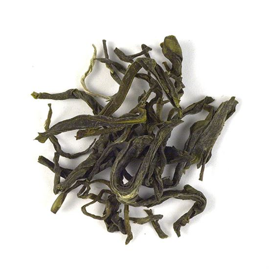 loose leaf Colombian green tea