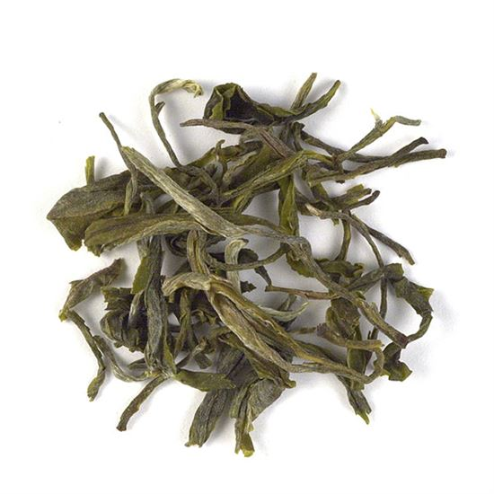 loose leaf China green tea