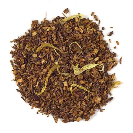 Apricot Honey Rooibos loose leaf herbal tea