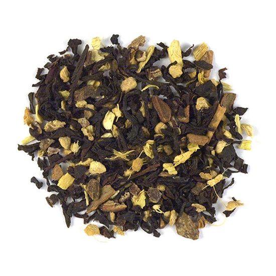 loose leaf flavored black tea