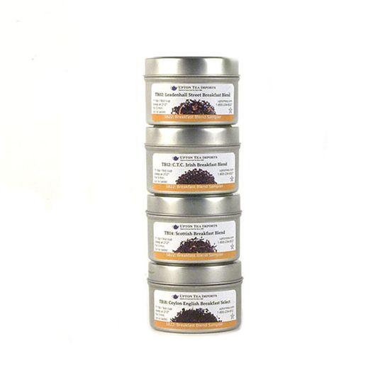 loose leaf breakfast blend black tea
