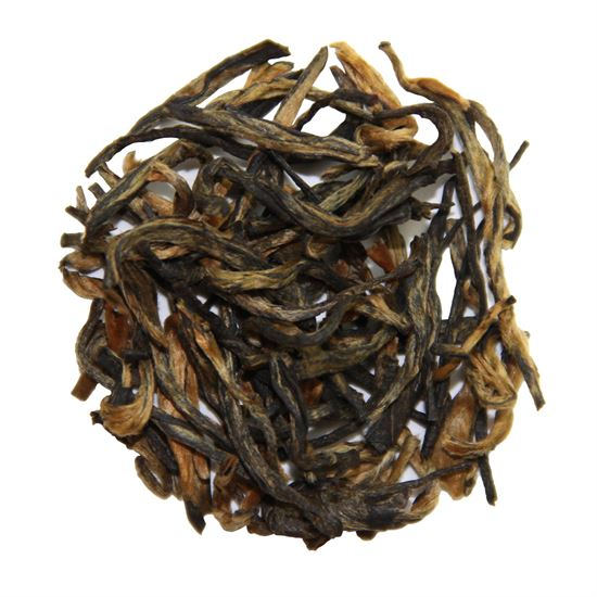 China Yunnan Golden Monkey loose leaf black tea