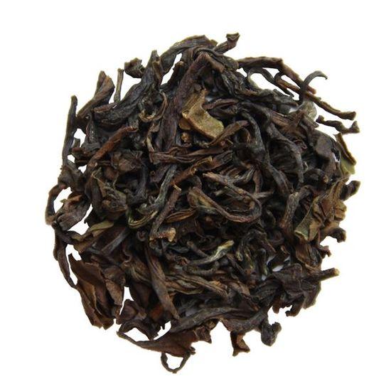Darjeeling organic loose leaf black tea