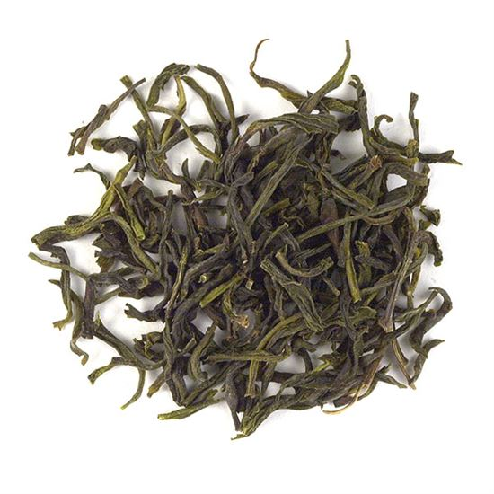 Ceylon organic loose leaf green tea