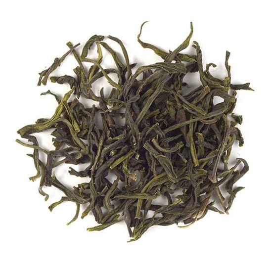 Ceylon organic loose leaf green tea