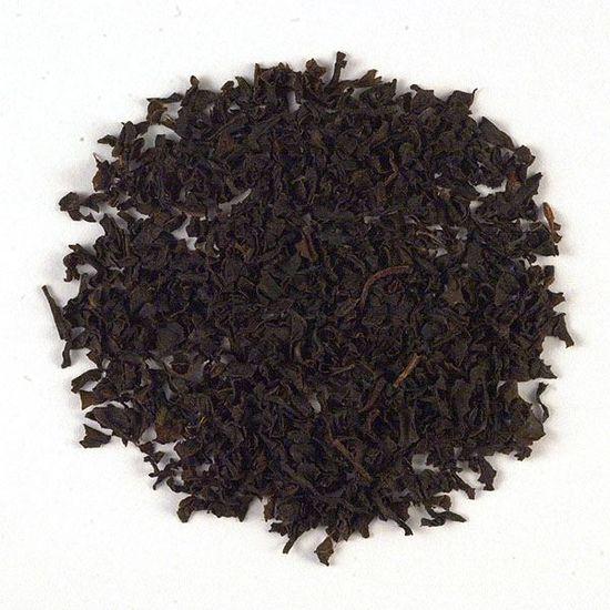Ceylon organic loose leaf black tea