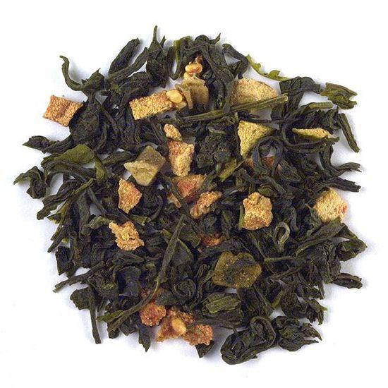Colombian Pear Guava organic loose leaf green tea